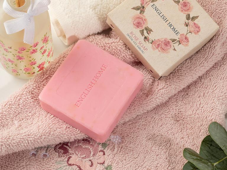 Rose Sabun 100 Gr Naturel