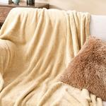 Softy Wellsoft Tv Battaniye 120x170 Cm Camel