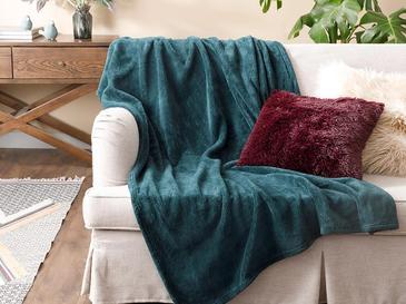 Softy Wellsoft Tv Battaniye 120x170 Cm Yeşil