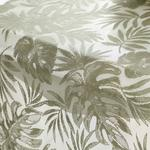 Tropical Örme Tekli Runner 45x150 Cm Yeşil