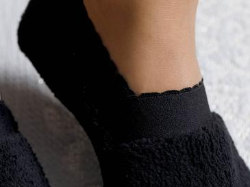 New Soft Kadın Çorap Siyah