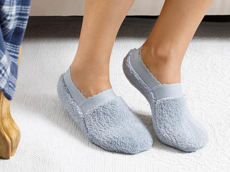 New Soft Kadın Çorap Gri
