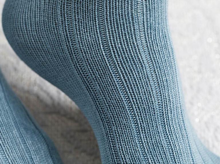 Caraline Bambu Kadın Çorap Yeşil