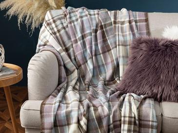 Grandford Scotch Tv Battaniye 130x170 Cm Lila