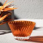 Intense Dekoratif Kase 18 Cm Amber