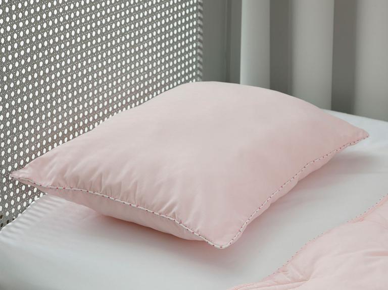 Pure Mikrofiber Bebek Yastık 35x45 Cm Pembe