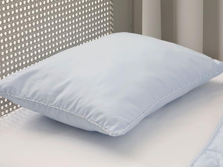 Pure Mikrofiber Bebe Yastık 35x45 Cm Mavi