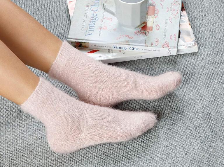 Elegance Çorap Açık Pembe