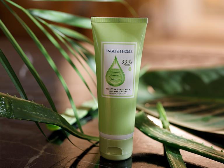Aloe Vera El Kremi 75 Ml Yeşil