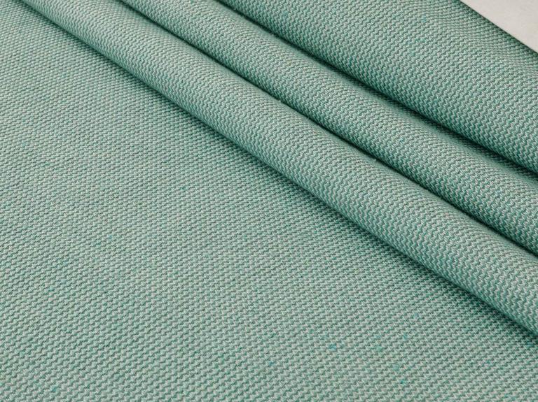 Fiona Pamuklu Çift Kişilik Yatak Örtüsü Takımı 230x240 Cm Yeşil