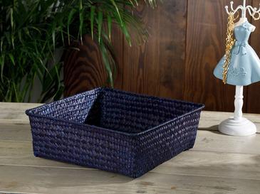 Charming Sepet 27X27X10 Cm Mavi