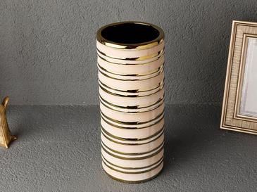 Noble Stoneware Vazo 12,5x12,5x28 Cm Mor