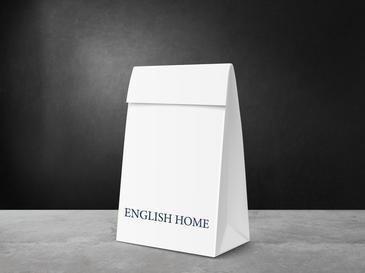 Hediye Paketi Karton 2. Boy Beyaz 48x29x10 cm