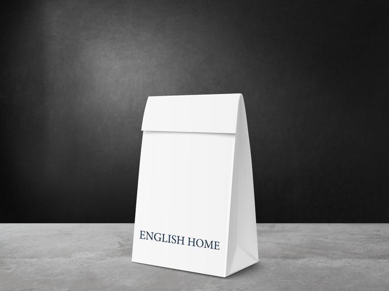 Hediye Paketi Karton 1. Boy Beyaz 37x21x10 cm