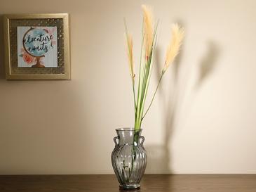 Grassy Tek Dal Yapay Çiçek 72 Cm Turuncu