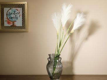 Grassy Tek Dal Yapay Çiçek 72 Cm Beyaz