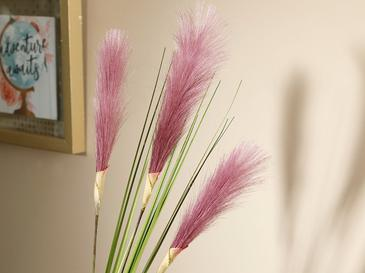 Grassy Tek Dal Yapay Çiçek 72 Cm Mürdüm