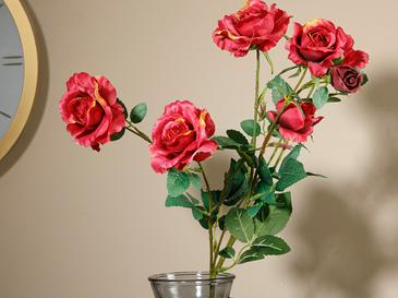 Rose Garden Tek Dal Yapay Çiçek 78 Cm Pembe