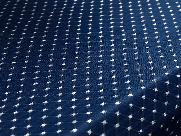 Shine Bright Simli Masa Örtüsü 150x200 Cm Lacivert