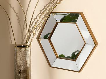 Andrea Ayna 45x45 Cm Gold
