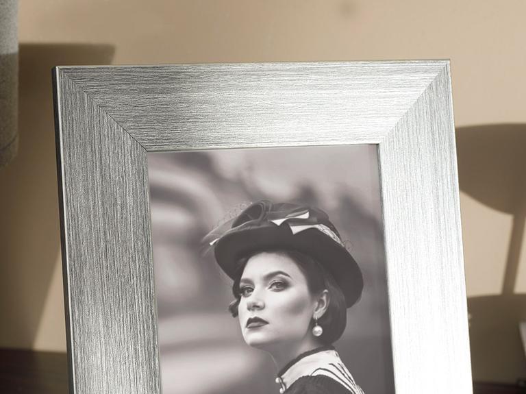 Audrey Plastik Çerçeve 20x25 Cm Mavi