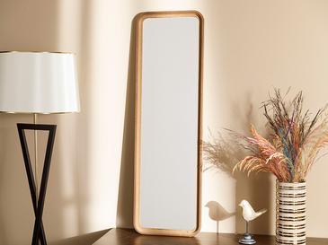 Pure Ahşap Ayna 31x101 Cm Kahverengi