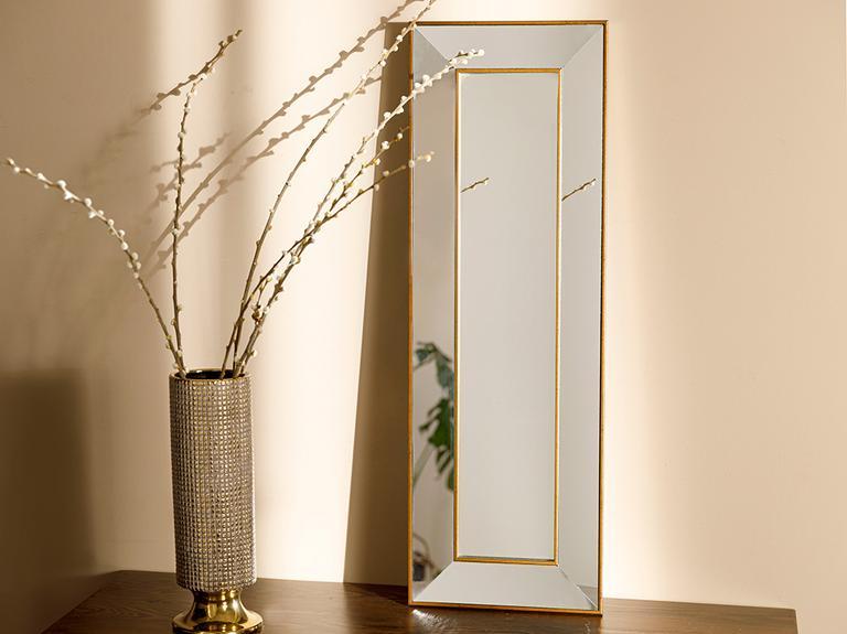Andrea Ayna 30x90 Cm Gold