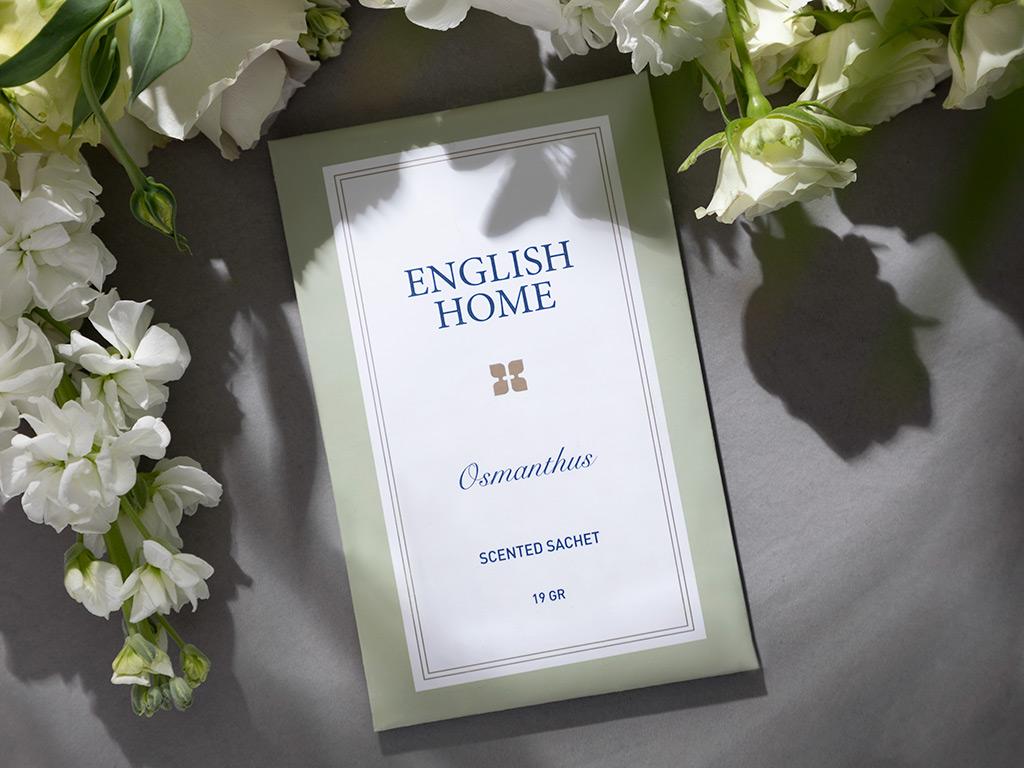 Osmantus Saculet Parfumat 19 gr Verde deschis 10029169001