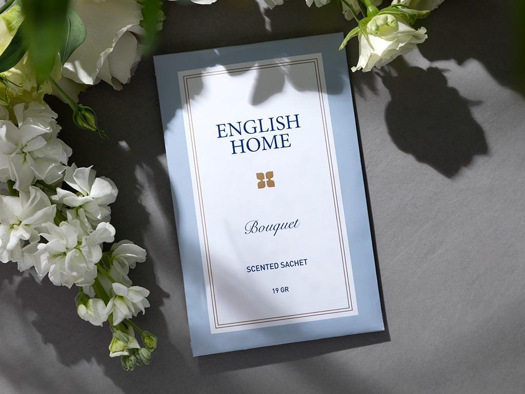 Bouquet Saculet Parfumat 19 gr Albastru deschis 10029172001