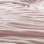 Fancy Plain Super Soft Tek Kişilik Battaniye 150x200 Cm Pudra