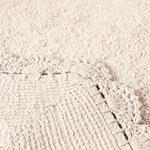 Mia Pamuklu Kaydırmaz Taban Banyo Paspası Seti 60x90-40x60 Cm Bej