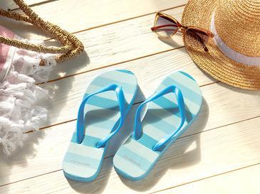 Sea Eva Plaj Terlik 37-38 Mavi