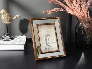 Mirror Stage Çerçeve 10x15 Cm Bronz