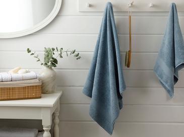 Pure Basic Banyo Havlusu 100x150 Cm Açık İndigo