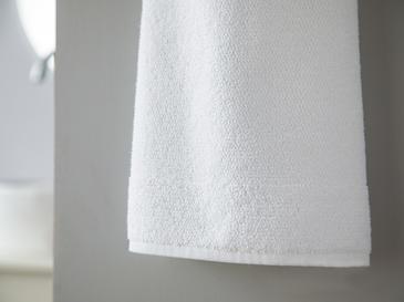Plain Yüz Havlusu 50x90 Cm Beyaz