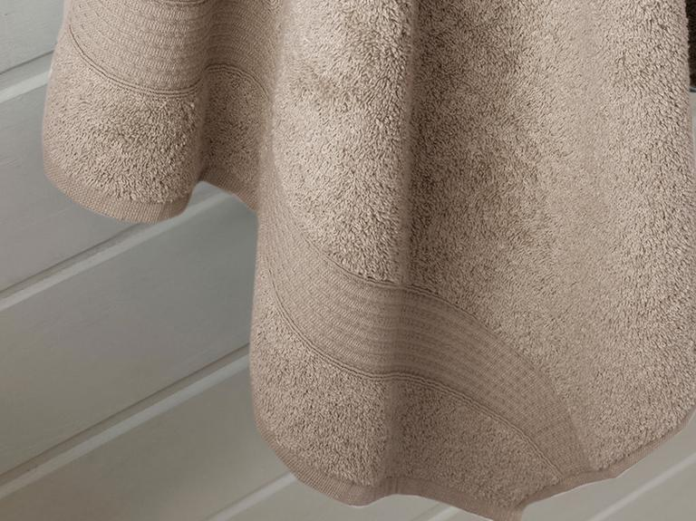 Pure Basic Banyo Havlusu 70x140 Cm Açık Kahve