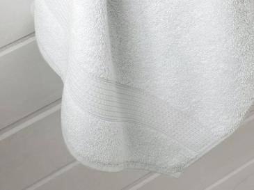 Pure Basic Banyo Havlusu 70x140 Cm Beyaz