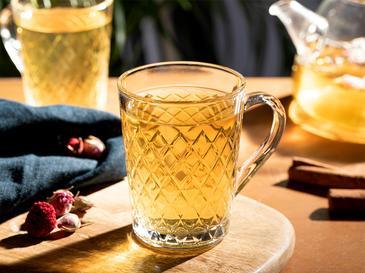 Krina Çay Fincanı 250 Ml Şeffaf