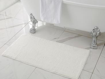 Maggy Makarna Banyo Paspası 50x100 Cm Ekru