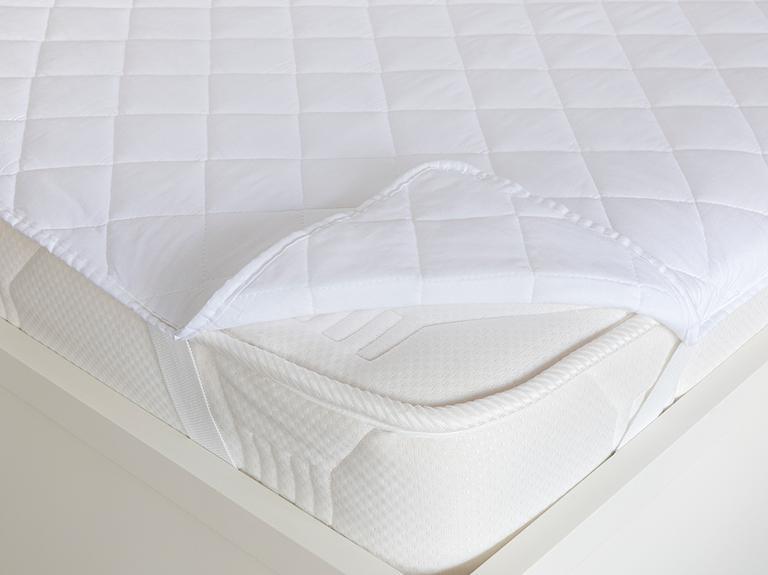 English Home Tek Kişilik Yatak Koruyucu 90x200 Cm Beyaz