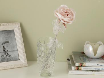Rosse Polyester Yapay Çiçek 65 Cm Açık Pembe