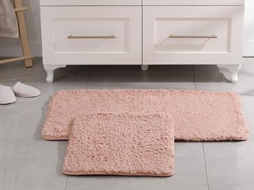 Sheep  Banyo Paspası Seti 60x100 - 50x60 Cm Pudra