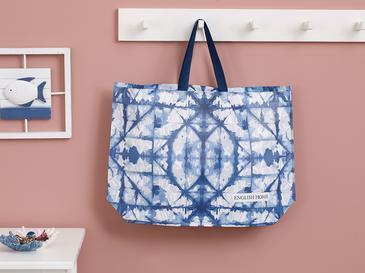Sea Batik Alışveriş Çantası 54,5X38 Cm Beyaz