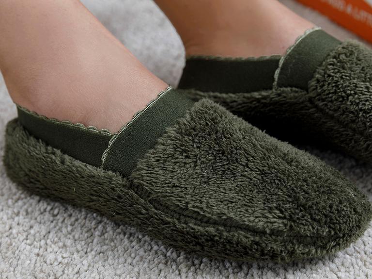 New Soft Kadın Çorap Haki
