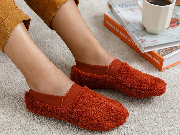 New Soft Kadın Çorap Kiremit