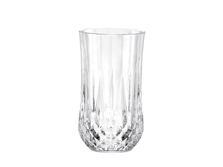Rich Cam 4'lü Meşrubat Bardağı 350 Ml Şeffaf