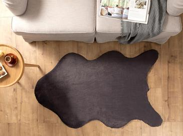 Solid Rabbit Polyester Post 90x150 Cm Antrasit