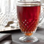 Rich Cam 4'lü Kulplu Çay Bardağı 150 Ml Şeffaf