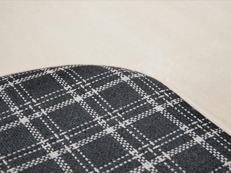 Puffy Polyester 2'li Banyo Paspası Seti 50x80 - 45x50 Cm Ekru