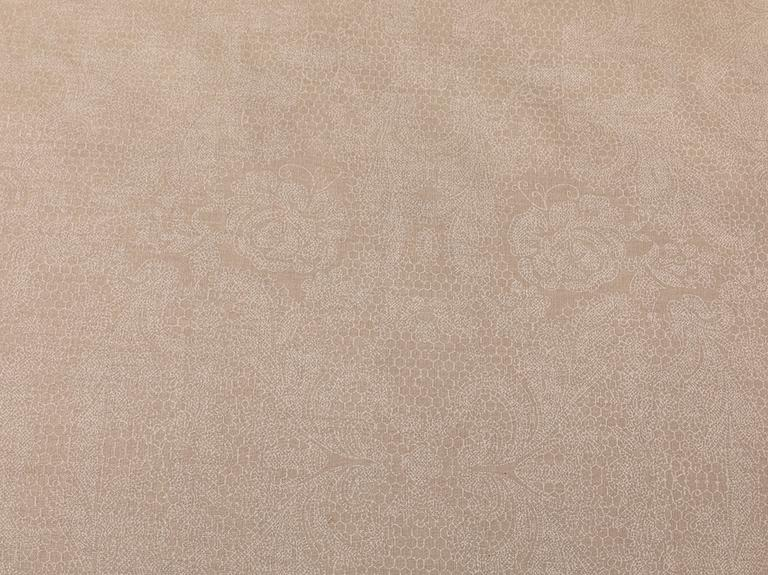 Lace Dream Pamuklu Tek Kişilik Nevresim Seti 160x220 Cm Bej
